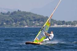 Slalom 2016 - Domaso - Neil Pryde Evo 8 8.6