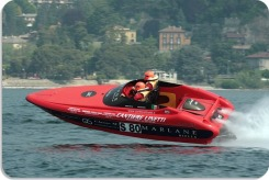 Offshore 2003 Lago di Como - 395 cv