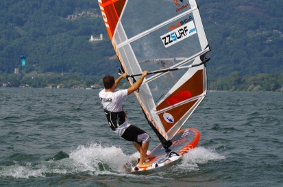 One Hour Colico 2017 - LoftSails Racing Blade