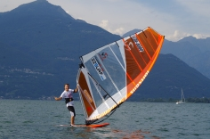 One Hour Colico 2017 - LoftSails Racing Blade 8.6